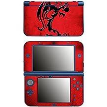 "Motivos Disagu Design Skin para New Nintendo 3DS XL: ""Drachen"""