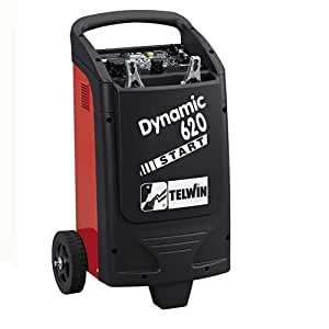 Telwin - Dynamic 620 Chargeur démarreur de batterie 12/24V