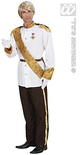 Costume Principe di Cenerentola Uomo Tg.S 73861