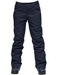 Nitro Snowboards L1 Runaway Pantalones, Mujer, Negro, S