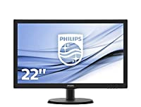 Philips 223V5LHSB V-Line 21.5-Inch Full HD Widescreen Monitor