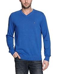 Tommy Hilfiger Herren Pullover PACIFIC V-NECK 0867802697