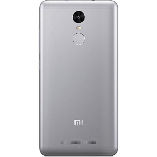 "Xiaomi Redmi Note 3 Pro Dual SIM 4G 32GB Grey - Smartphones (14 cm (5.5""), 32 GB, 16 MP, Android, 5.1, Grey)"