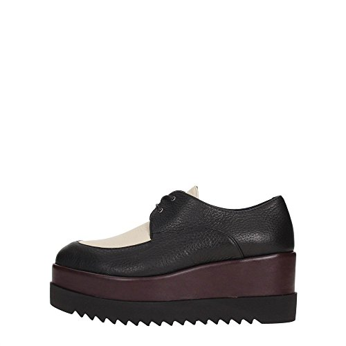 Nero SA10177I12TH100A Bordeaux à Chaussures Femme Pollini Lacets 6zx4Xw