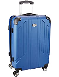 Pronto Protec ABS 68 cms Blue Hard Sided Check-In (6517 - BL)