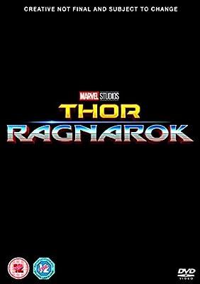 Thor Ragnarok [DVD] [2017]