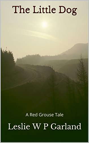 Book cover image for The Little Dog: A story of good and evil, and retribution. (The Red Grouse Tales)