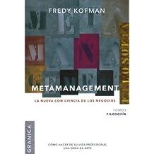 Metamanagement, t.3: filosofia (lanueva con-ciencia de los negocios)