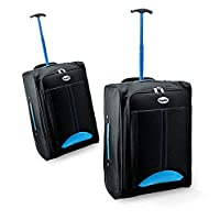 Keplin Lightweight Wheeled Cabin Approved Travel Bag Suitcase Keplin Lightweight Wheeled Cabin Approved Travel Bag Suitcase