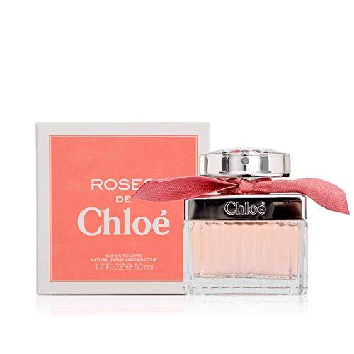 Chloe acqua di profumo, roses de edt vapo, 50 ml