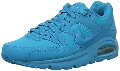 Nike Herren, , wmns air max command, blau (blue lagoon/blue lagoon-bl lgn), 38.5
