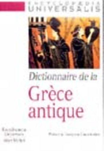 Dictionnaire de la Grèce Antique