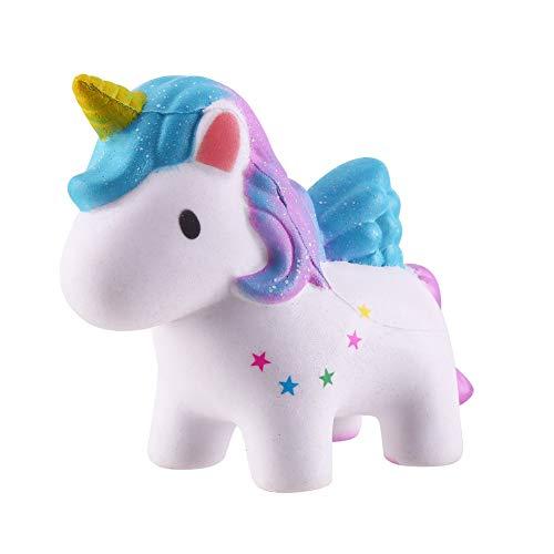 MiniMochi Squishy Unicornio Kawaii