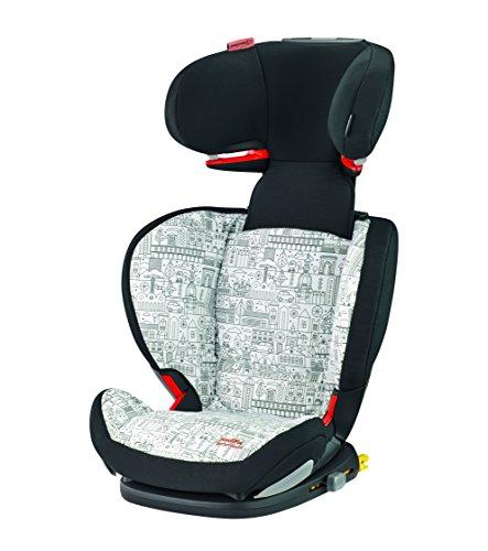 Bébé Confort 88249740 Rodifix Air Protect Seggiolino Auto, Nero