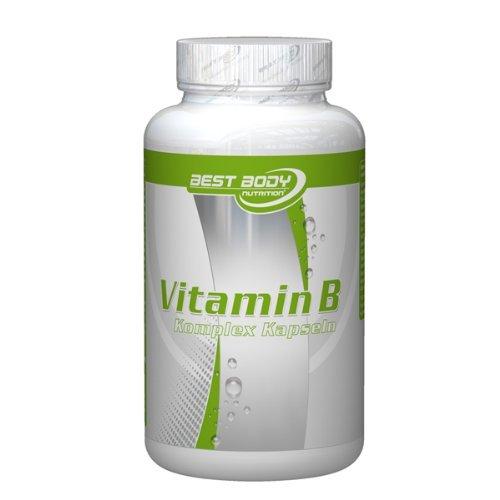 Best Body Nutrition - Vitamin B Komplex (Dose, 100 Kapseln)