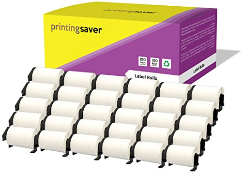 Buy 30x Brother DK-11241 102 x 152 mm Compatible Shipping Labels Rolls (200 Labels per Roll) for Brother P-Touch QL-1050, QL-1050N, QL-1060N Label Printers on Amazon