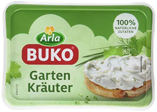 Arla BUKO Gartenkräuter Der fein pikante Frischkäse mit Petersilie, 10er Pack (10 x 200 g)