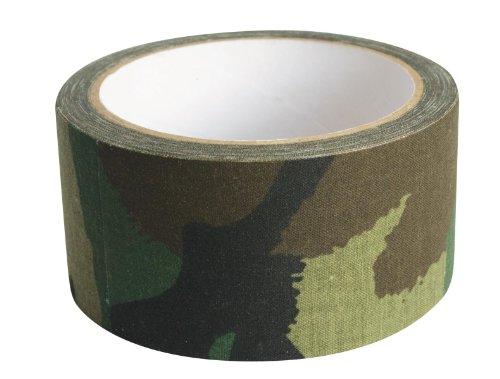 Web-tex High Strength Fabric Camo Tape - 10m