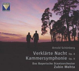 Arnold Schönberg: Verklärte Nacht op. 4 und Kammersymphonie op. 9 (Mehta Chamber Schoenberg)