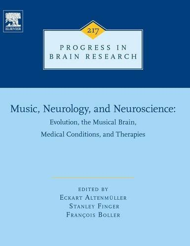 Music, Neurology, and Neuroscience: Evolution, the Musical Brain, Medical Conditions, and Therapies (Progress in Brain Research)
