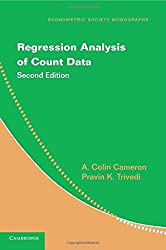 Regression Analysis of Count Data (Econometric Society Monographs) by A. Colin Cameron (2013-07-25)