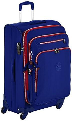 Kipling - YOURI SPIN 68 - 71 Litres - Trolley - Ink P - (Bleu)