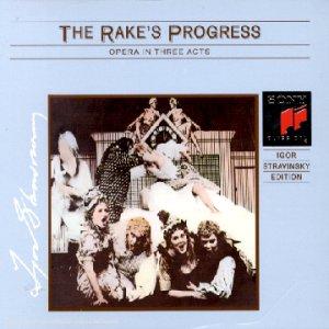 The Rake's Progress [Import anglais]