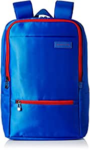 United Colors of Benetton 27 Ltrs Blue Casual Backpack(17A6BKPK0L02I)