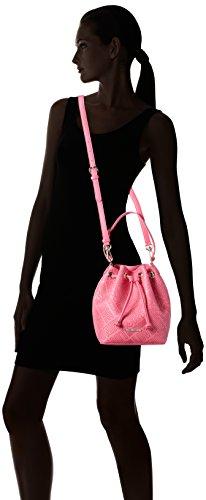 Love Moschino Jc4027, Sacs Portés Épaule Femme, 12x27x30 cm Rose (pink)
