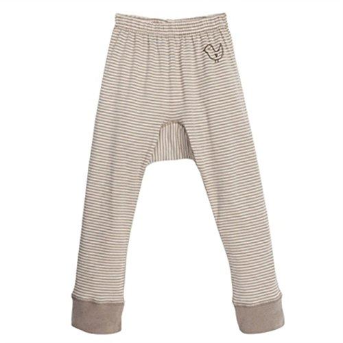 Living Crafts Living Crafts Baby/Kinder Unterhose lang aus Bio-Baumwolle