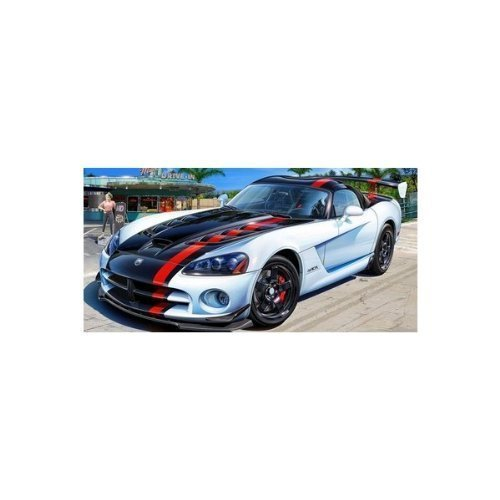 Revell - Revell - 67079 - Dodge Viper Srt 10 Acr Set - Model Set 1:25 - REVE67079