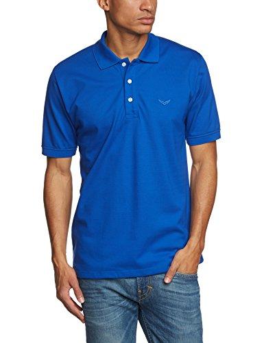 Trigema Herren Poloshirt 621601_049 Piqué-Qualität, Gr. M, royal Preisvergleich