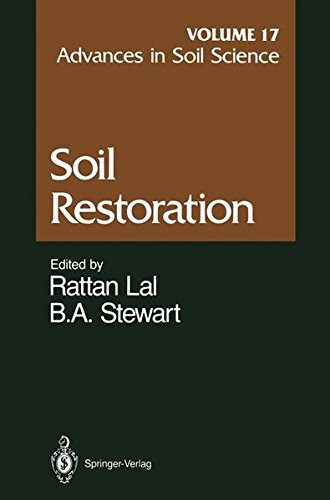 Preisvergleich Produktbild Advances in Soil Science: Soil Restoration Volume 17