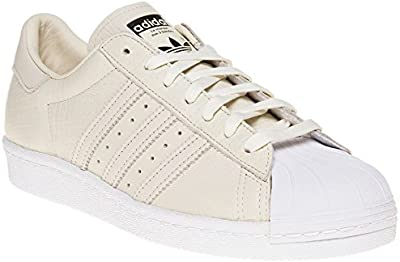 adidas Originals Superstar 80s Woven zapatilla de deporte beige S75006
