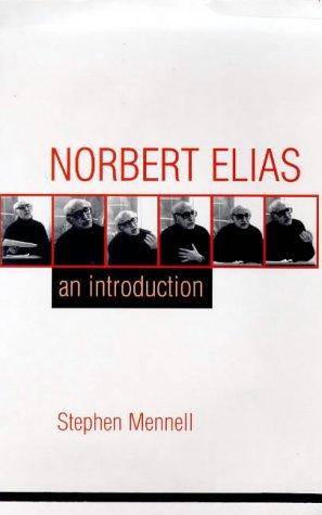 Norbert Elias: An Introduction