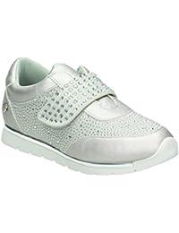 XTI 554580, Zapatillas sin Cordones para Niñas, Rosa (Nude), 34 EU