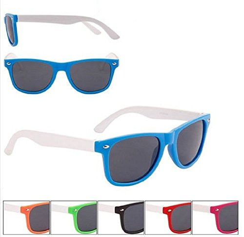 Sunglasses Boys Girls Childrens Kids Toddlers Sports Cool 100% UVA & UVB Protection