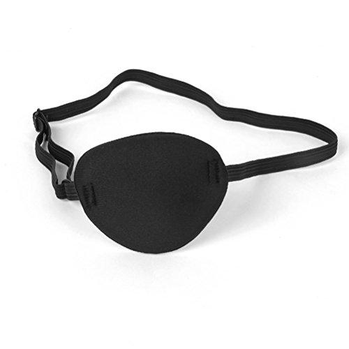 TOYANDONA Máscara Ocular Pirata con Parche en el Ojo para...