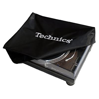 Technics DECKB1 Turntable Cover - Black
