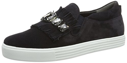 Kennel Und Schmenger Schuhmanufaktur Town, Sneakers basses femme Mehrfarbig (pacific/smoke Sohle Weiss)