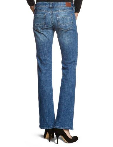 Cross Jeans- Jeans - Bootcut - Femme Bleu délavé