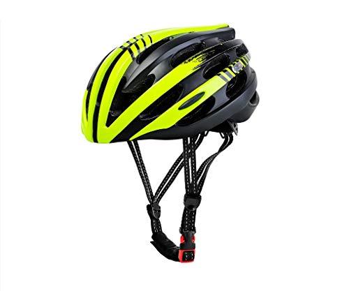 WFTD Erwachsener Fahrradhelm Für Männer Und Frauen Sicherheitsschutz CPSC Zertifizierung (Mehrere Farben) Verstellbare Leichtbau-Mountainbike-Helm