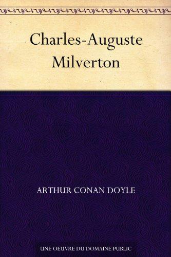Couverture du livre Charles-Auguste Milverton