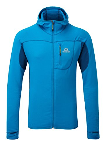 Beratungs-tee (Mountain Equipment Eclipse Hooded Jacket Men Größe M lagoon blue/marine Me-01207)