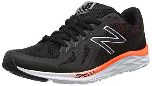New Balance 790v6, Chaussures de Fitness Homme, Noir
