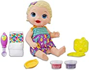 Baby Alive Snackin Lily Blonde Hair