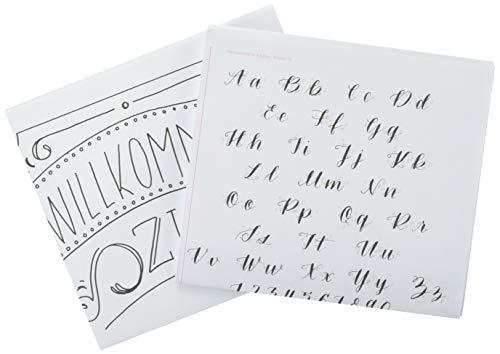 Handlettering Alphabete: Schritt für Schritt zur eigenen Schönschrift - 6