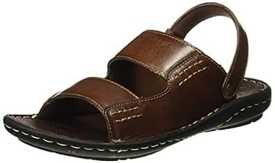 Red Tape Men's Brown Sandals - 7 UK/India (41 EU)(RSE0272-7)