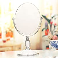 Trucco Desktop Mirror europeo doppia faccia specchio