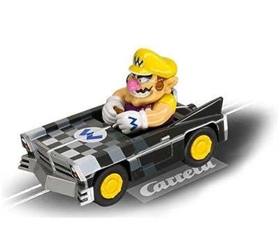 Carrera Go CA61038 - Coche de Mario Kart DS, Wario por Carrera